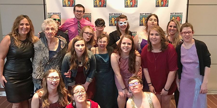 Fun at The Best Buddies Gala