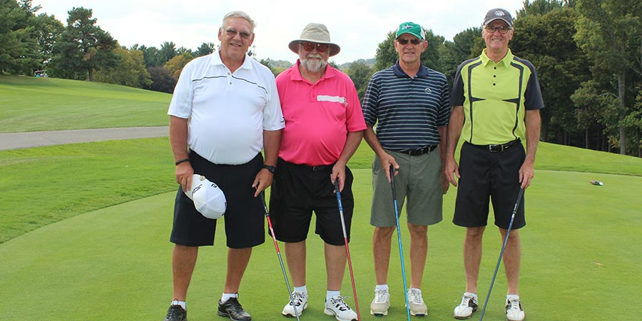 2017 Friends of NHS/AVS Golf Open