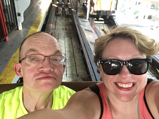 Trip to Kennywood Amusement Park