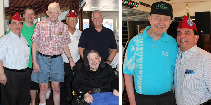 Italian American War Vets Host Cruise on the Three Rivers