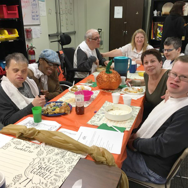 Zapp Center Celebrates Thanksgiving