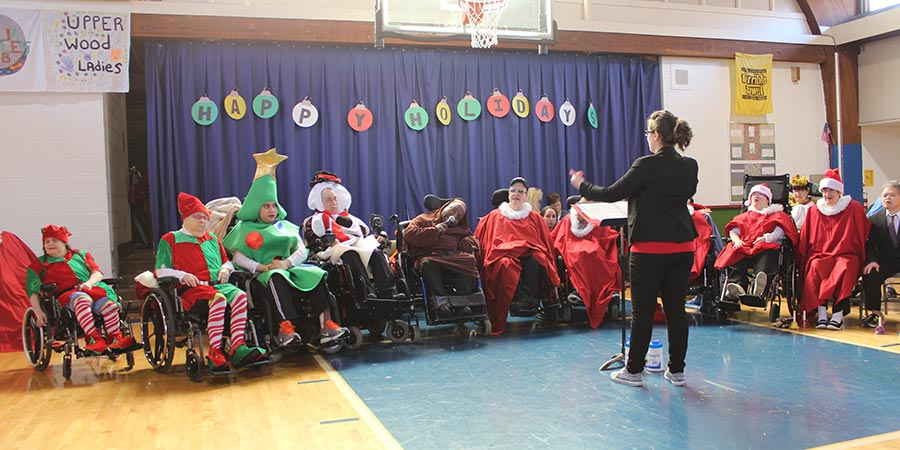 Holiday Celebrations at NHS/AVS