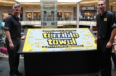 Lego Terrible Towel