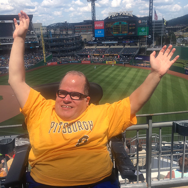 Robinson Technology Home Attends Pirates Game